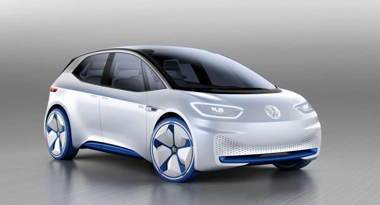 Atento, se llama Volkswagen I.D y competirá con el Golf ofreciendo 600 km de autonomía eléctrica
