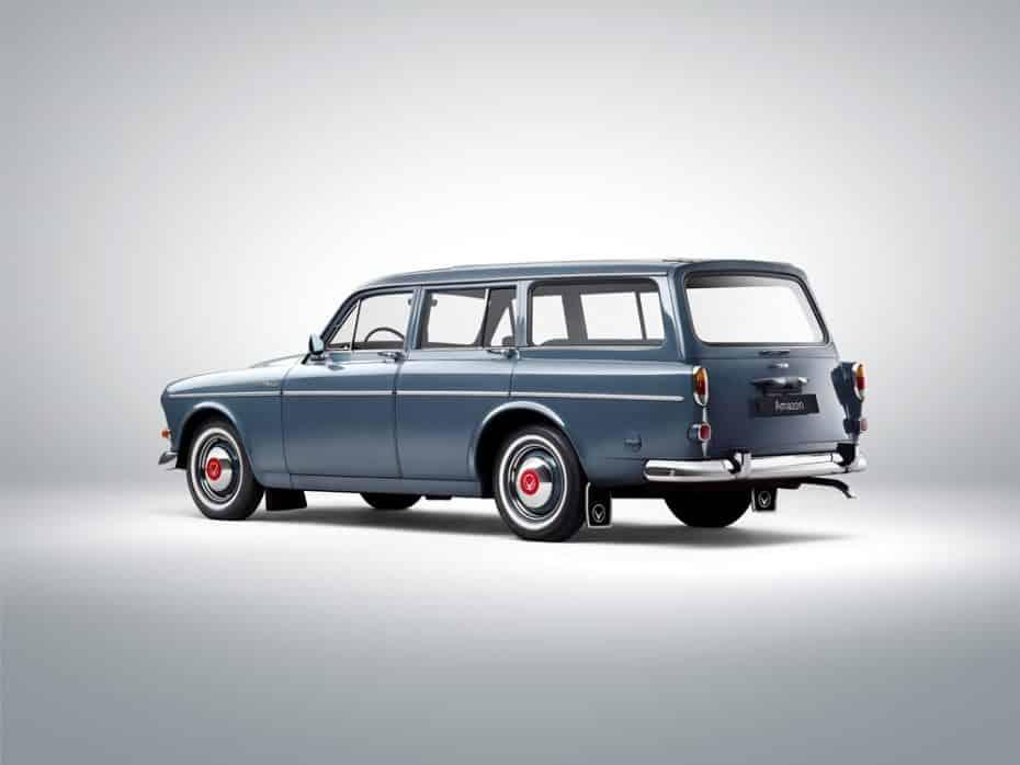 Volvo Amazon: El coche que lanzó a Volvo al escenario internacional cumple 60 primaveras