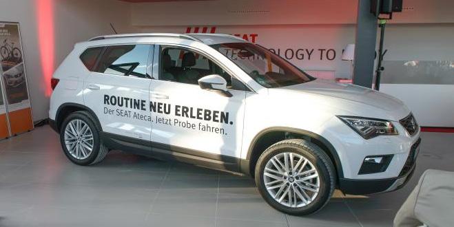 Al menos 1.500 clientes alemanes afectados por «el caso Ateca»: También serán compensados