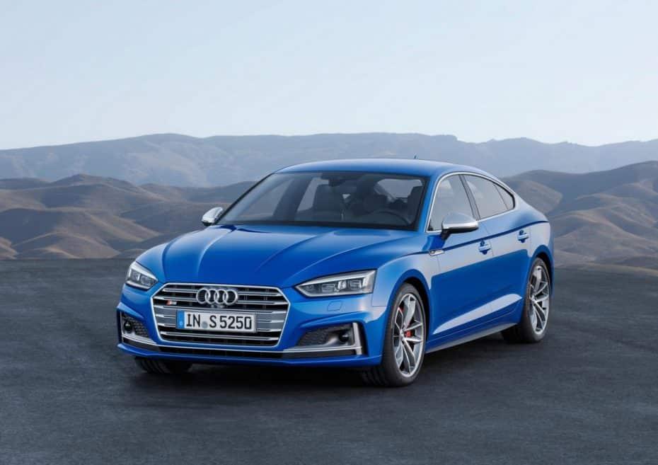 Audi suspende la producción del A4 y A5 por un incendio en uno de sus proveedores