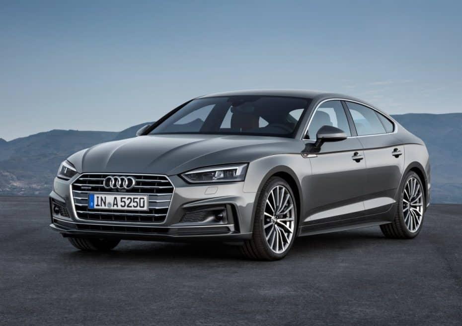 El nuevo Audi A5 Sportback seguro que no te sorprende: Belleza continuista
