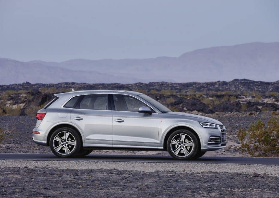 Motor de acceso para el nuevo Audi Q5: Ahora es más barato