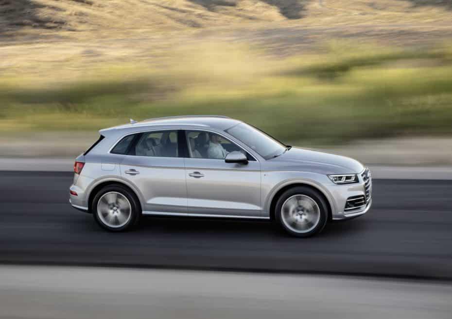 El nuevo Audi SQ5 tendrá un culete juguetón: ¿Veremos el 'drift mode' también en un SUV deportivo?