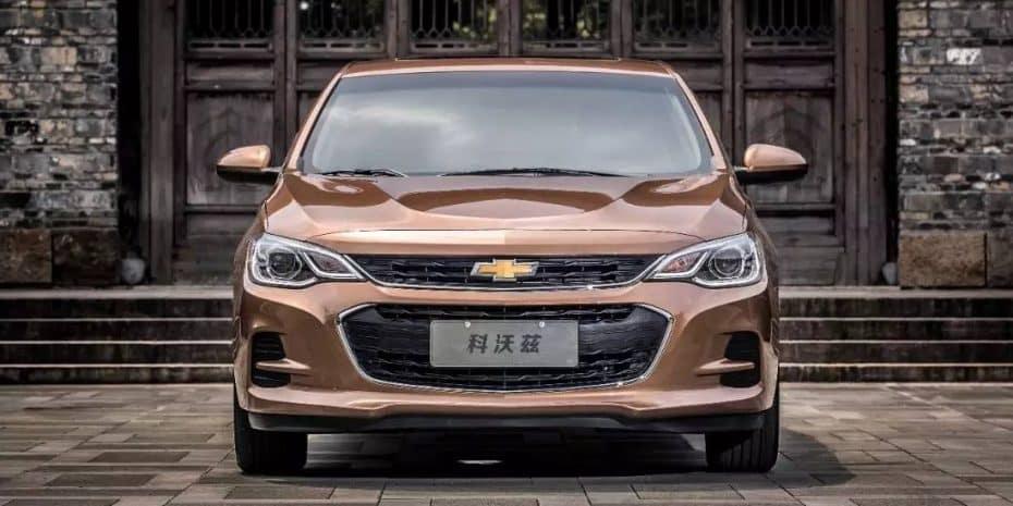 Regresa la clásica denominación Cavalier a Chevrolet: Por sólo 10.700 € en China