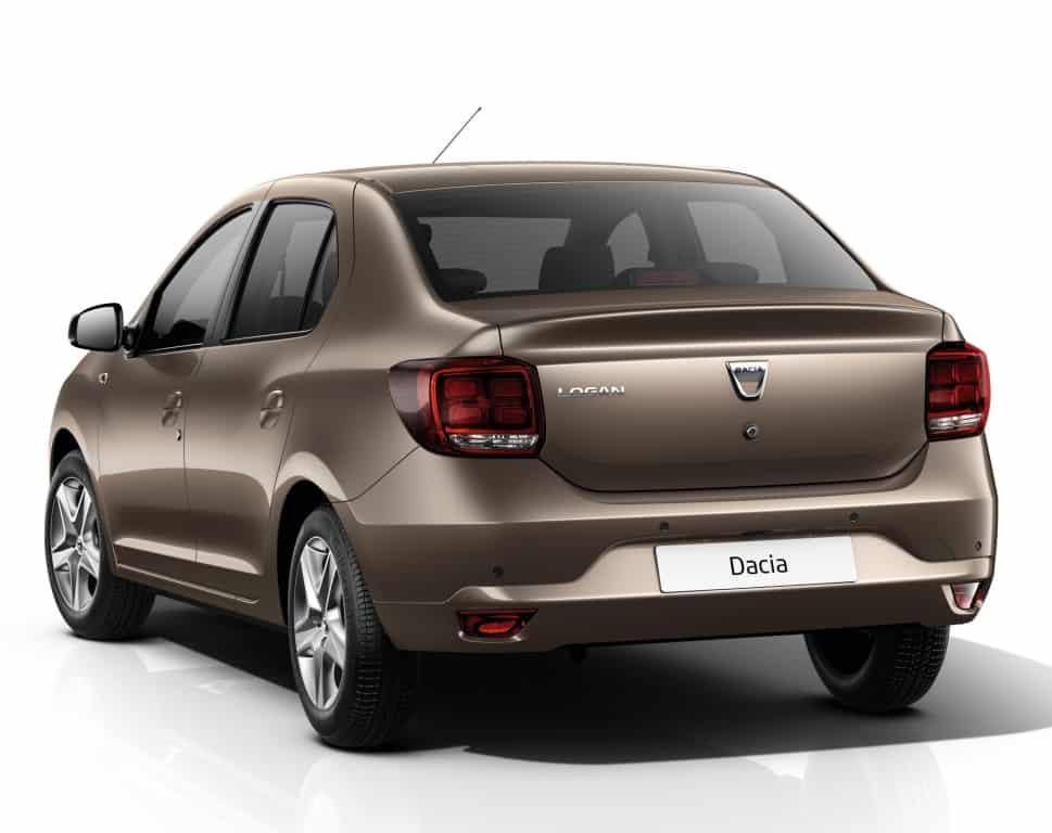 Dacia/Renault Logan y Sandero facelift (2017) 14