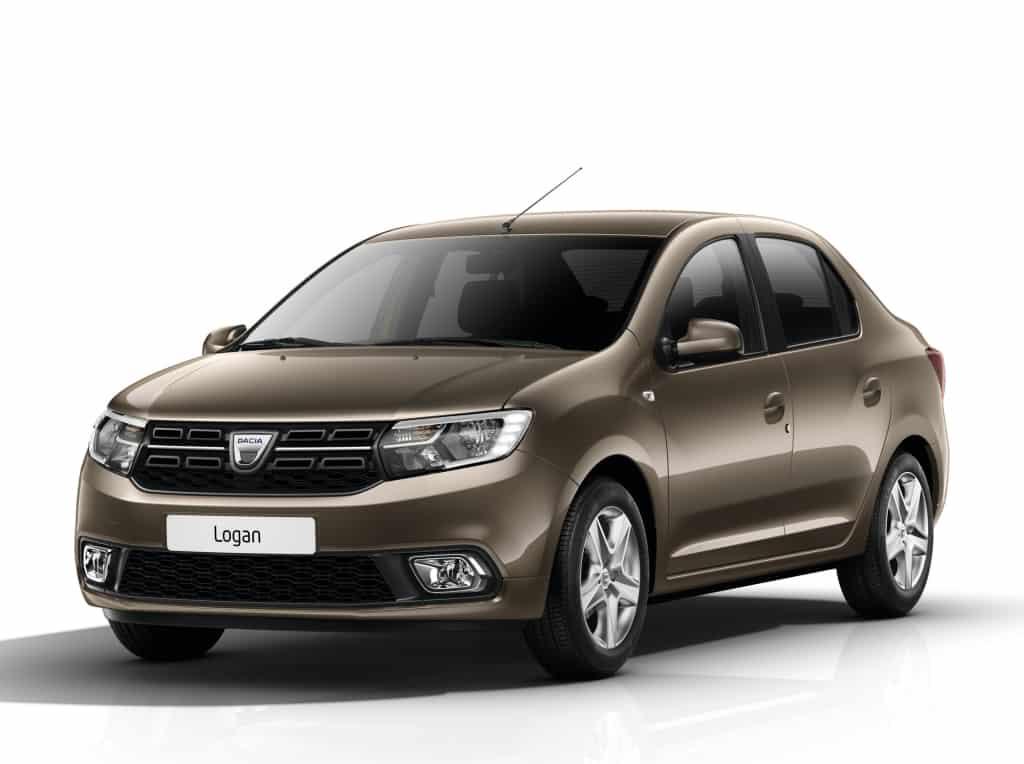 Dacia/Renault Logan y Sandero facelift (2017) 13