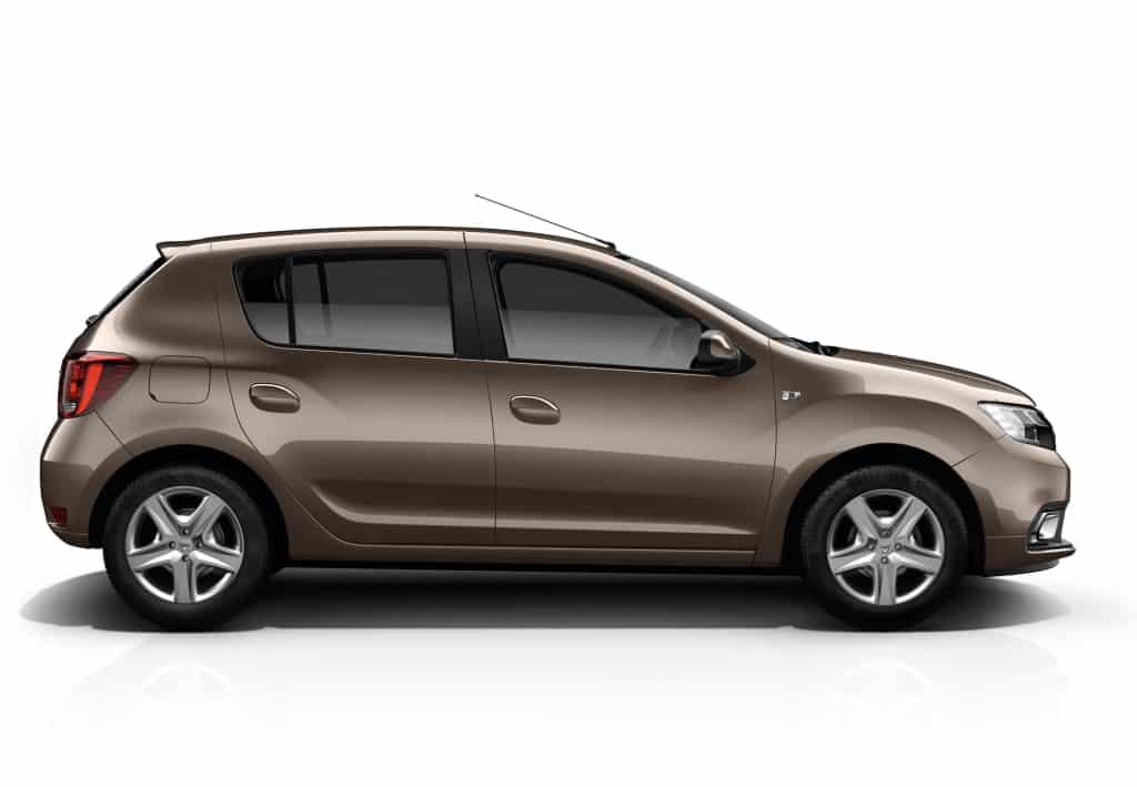 Dacia/Renault Logan y Sandero facelift (2017) 19