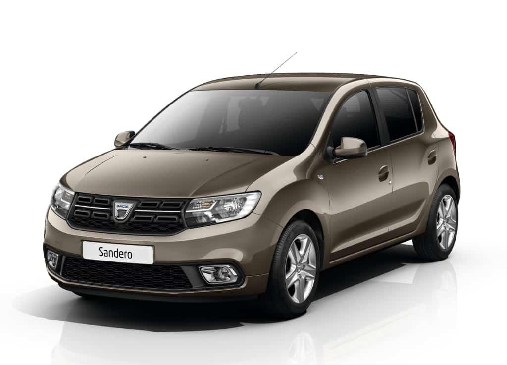 Dacia/Renault Logan y Sandero facelift (2017) 18
