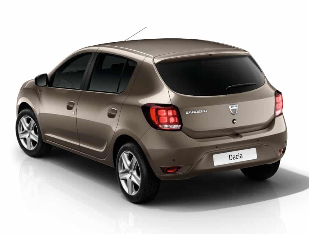 Dacia/Renault Logan y Sandero facelift (2017) 20
