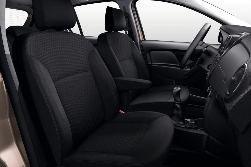 Dacia/Renault Logan y Sandero facelift (2017) 25