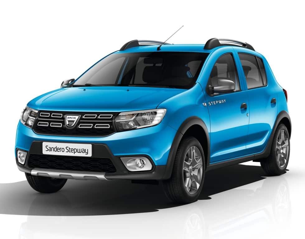 Dacia/Renault Logan y Sandero facelift (2017) 21
