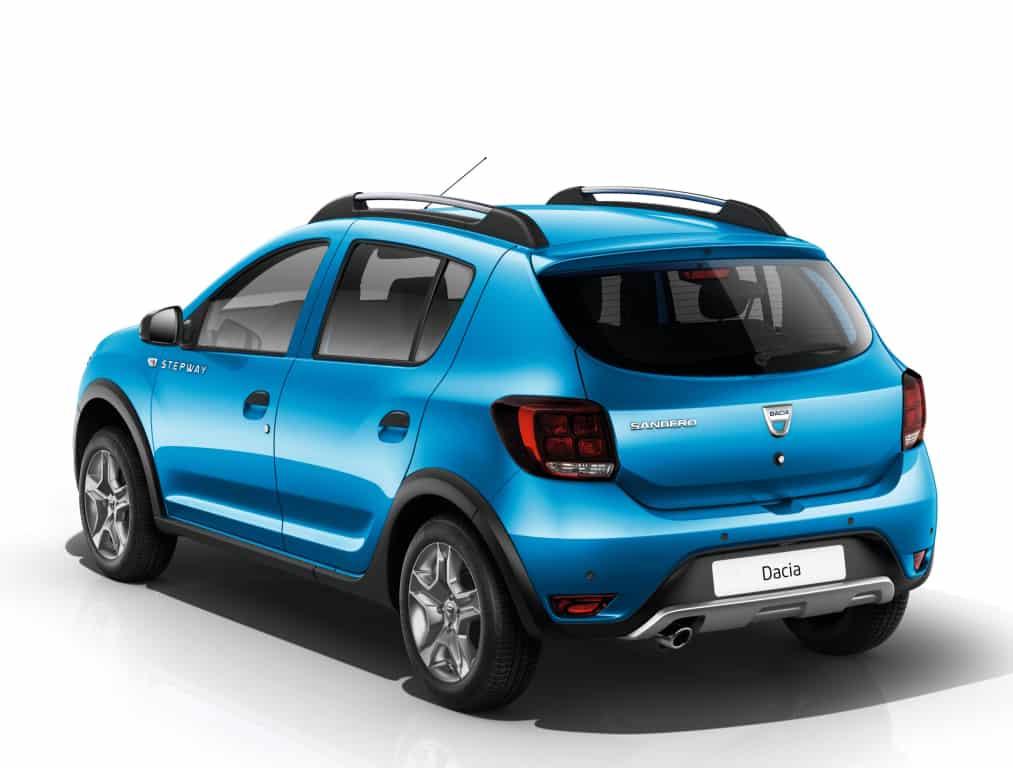 Dacia/Renault Logan y Sandero facelift (2017) 22
