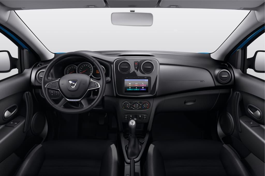 Dacia/Renault Logan y Sandero facelift (2017) 23