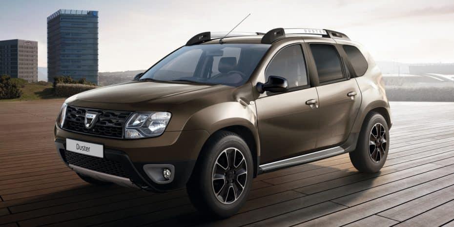 Ya disponible la serie especial «Blackshadow» del Dacia Duster: En gasolina o diésel