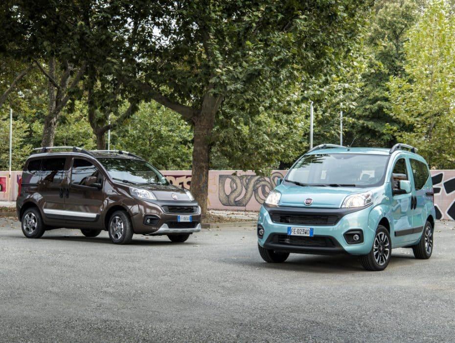 Ya a la venta el renovado Fiat Qubo: Más atractivo y equipado