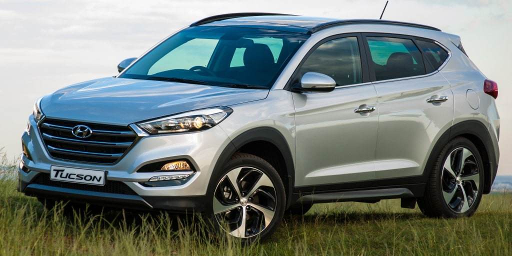 """Regresa el acabado """"Kosmo"""" al Hyundai Tucson: Muy equilibrado"""