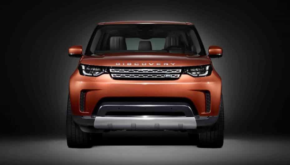 ¡Oficial!: Primera imagen del nuevo Land Rover Discovery, un 7 plazas con posicionamiento SUV