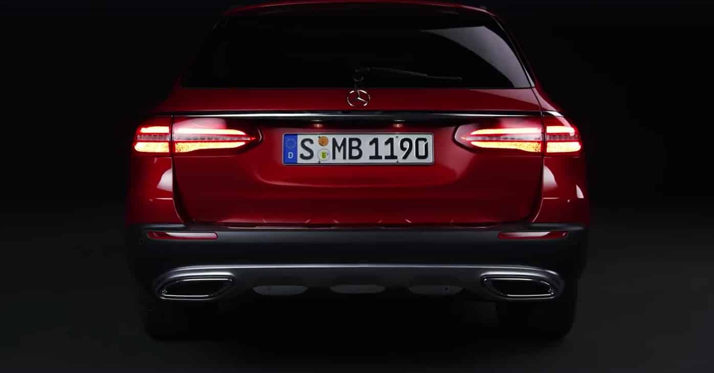 ¡Tiembla Volvo! Primeras fotos del nuevo Mercedes Clase E Estate con aires camperos