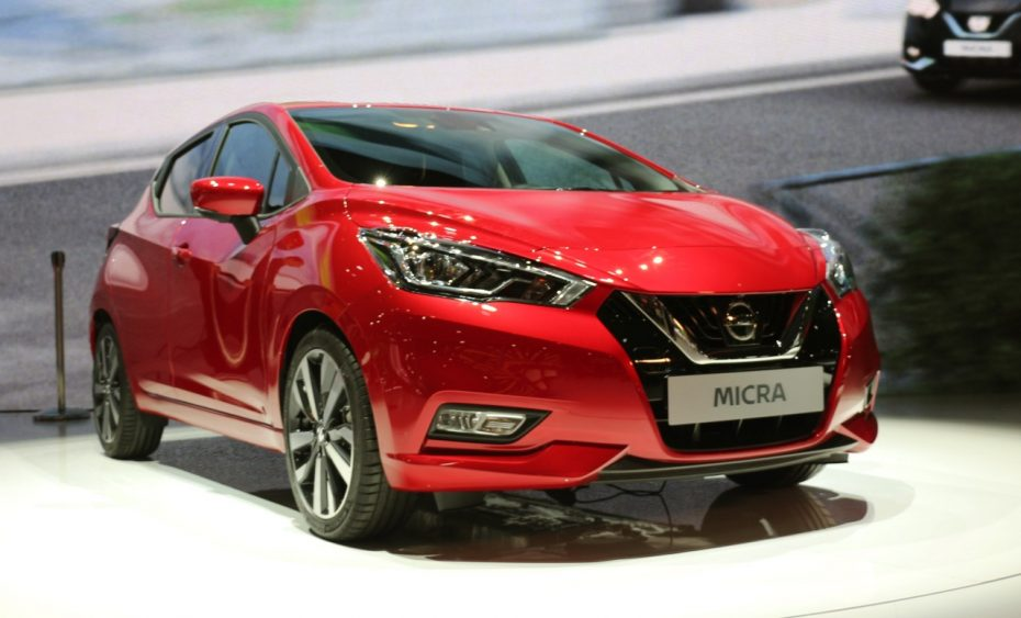 El nuevo Nissan Micra nos gusta mucho más al natural