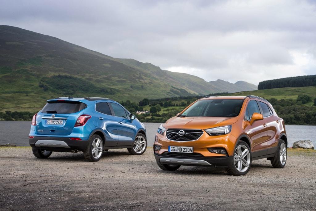 El nuevo suv de opel se denominar crossland x for Opel mokka x interieur