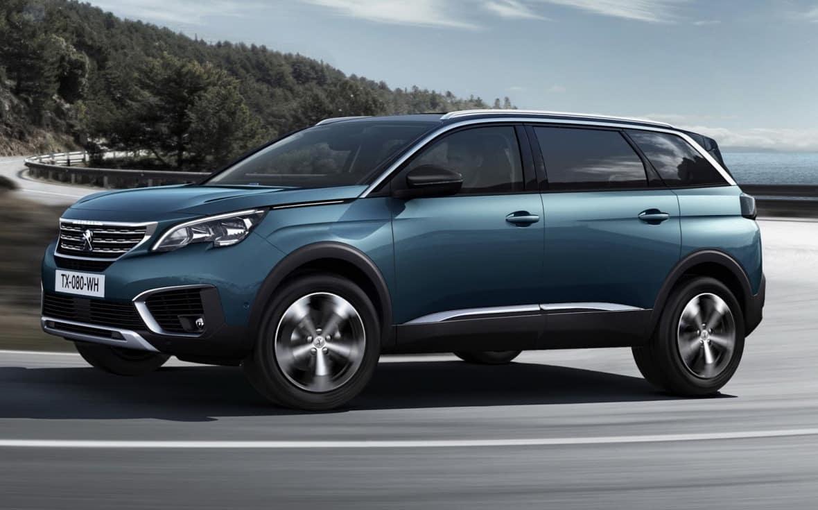 Aquí está el nuevo Peugeot 5008: Más crossover y grande, conserva las siete plazas