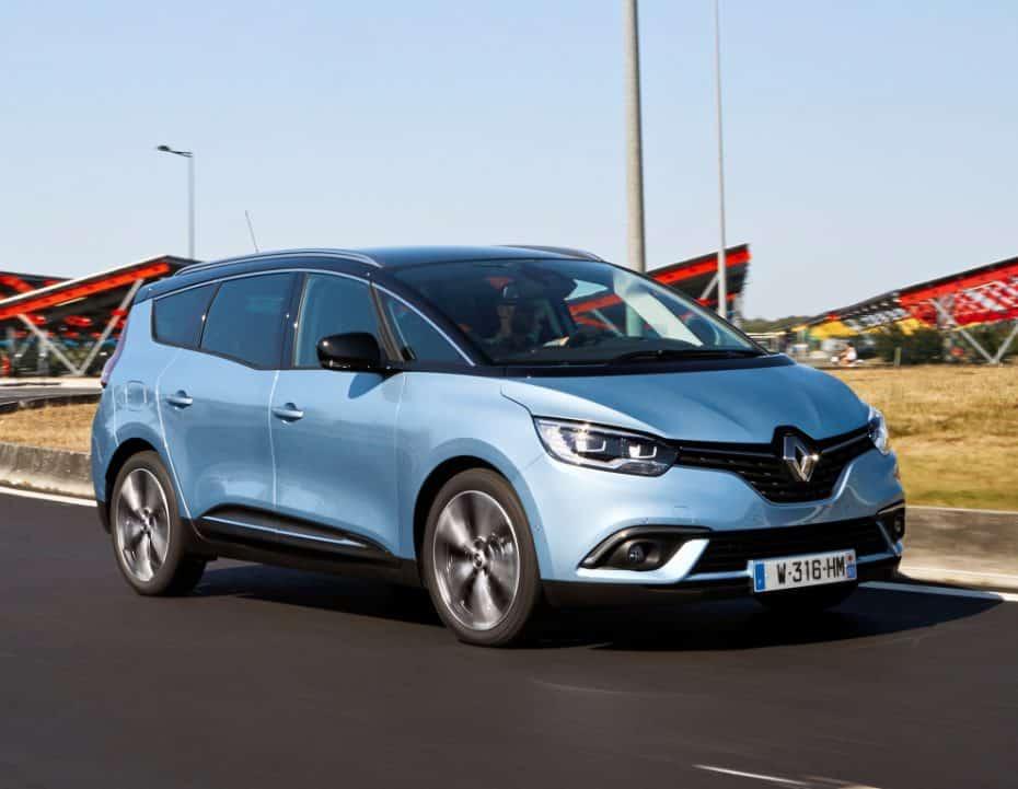 El Renault Scénic estrena el nuevo bloque 1.3 TCe: Con hasta 160 CV