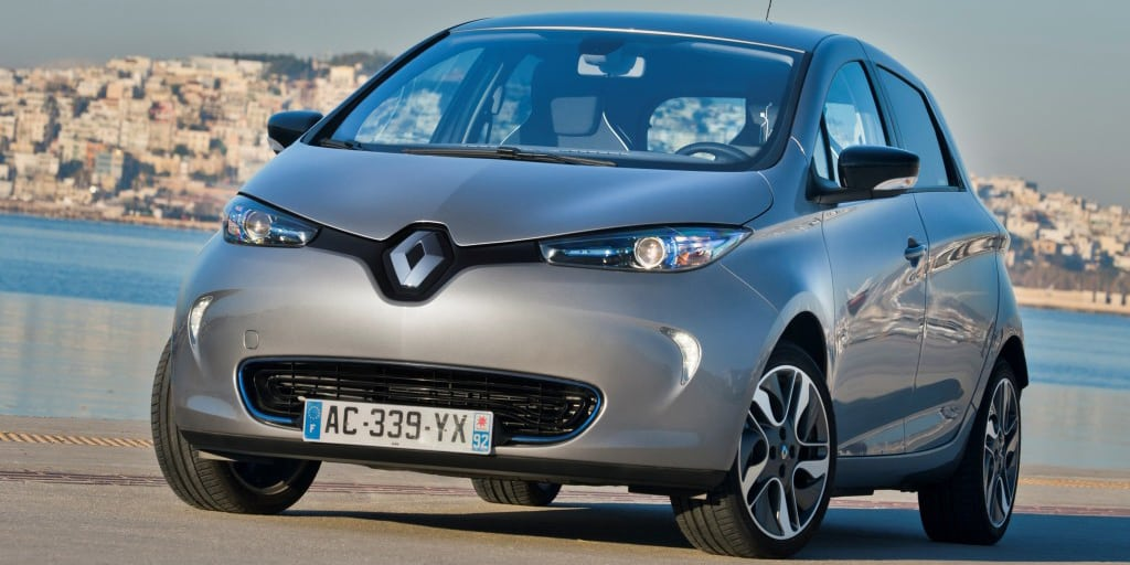 """El """"super"""" ZOE podría ver la luz en París: Con 325 km de autonomía reales"""