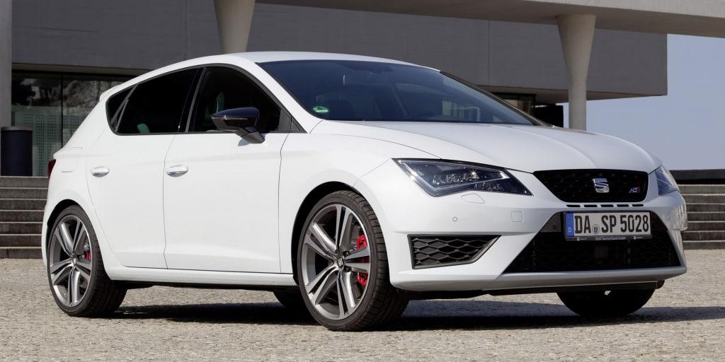 Aquí los 70 modelos más vendidos en Alemania durante agosto: El SEAT León sigue brillando