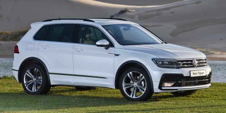 Algo más de 46.000 € tendrás que pagar por tener el VW Tiguan TDI Bi-Turbo