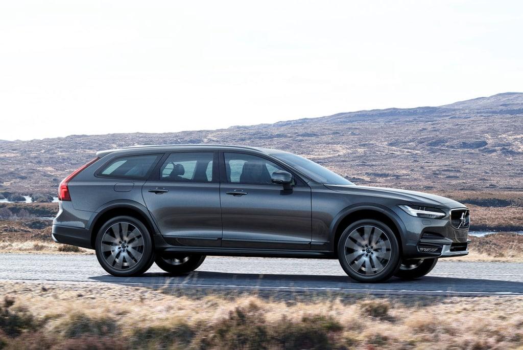 Todos los precios del nuevo Volvo V90 Cross Country: De momento hasta 320 CV