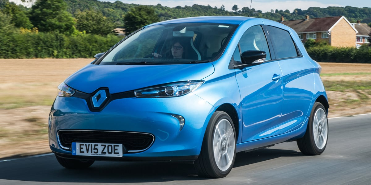 el renault zoe con 400 km de autonom a confirmado arranca su venta el s bado. Black Bedroom Furniture Sets. Home Design Ideas
