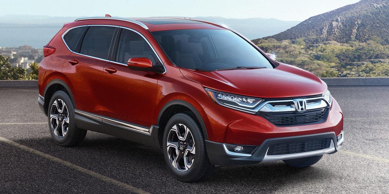 El Honda CR-V estrena generación: Aquí los primeros detalles