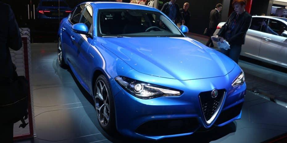 Enamórate otra vez: El Alfa Romeo Giulia Veloce es la opción más convincente de la gama