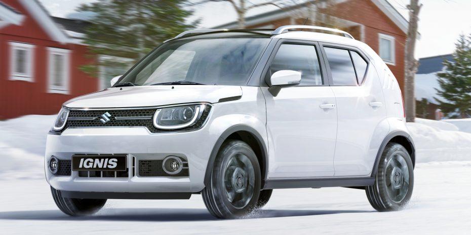 El pequeño Suzuki Ignis nos tiene enamorados: Con tracción total