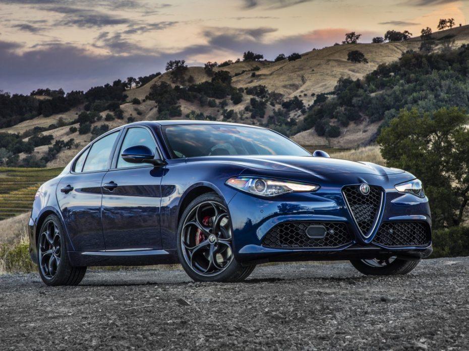 Nuevas imágenes del Alfa Romeo Giulia específico para Estados Unidos
