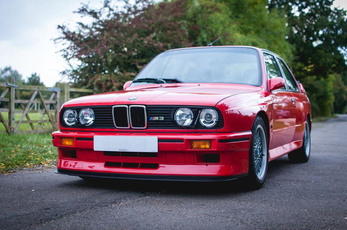 Este legendario BMW M3 E30 Evo III está a la venta ¡Y podría alcanzar los 128.000 euros!