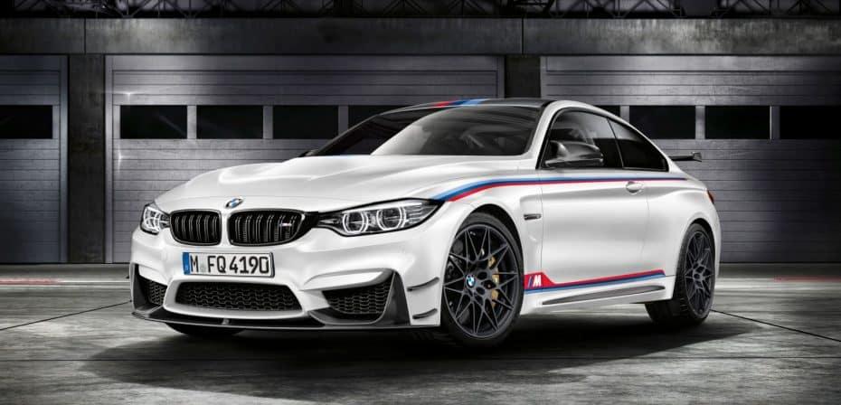 BMW M4 DTM Champion Edition: 200 unidades para celebrar el éxito en el DTM