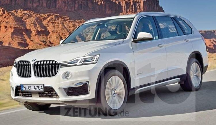 No solo veremos un BMW X7 ¡El plato fuerte llevará el apellido 'M' y tendrá unos 600 CV bajo el capó!