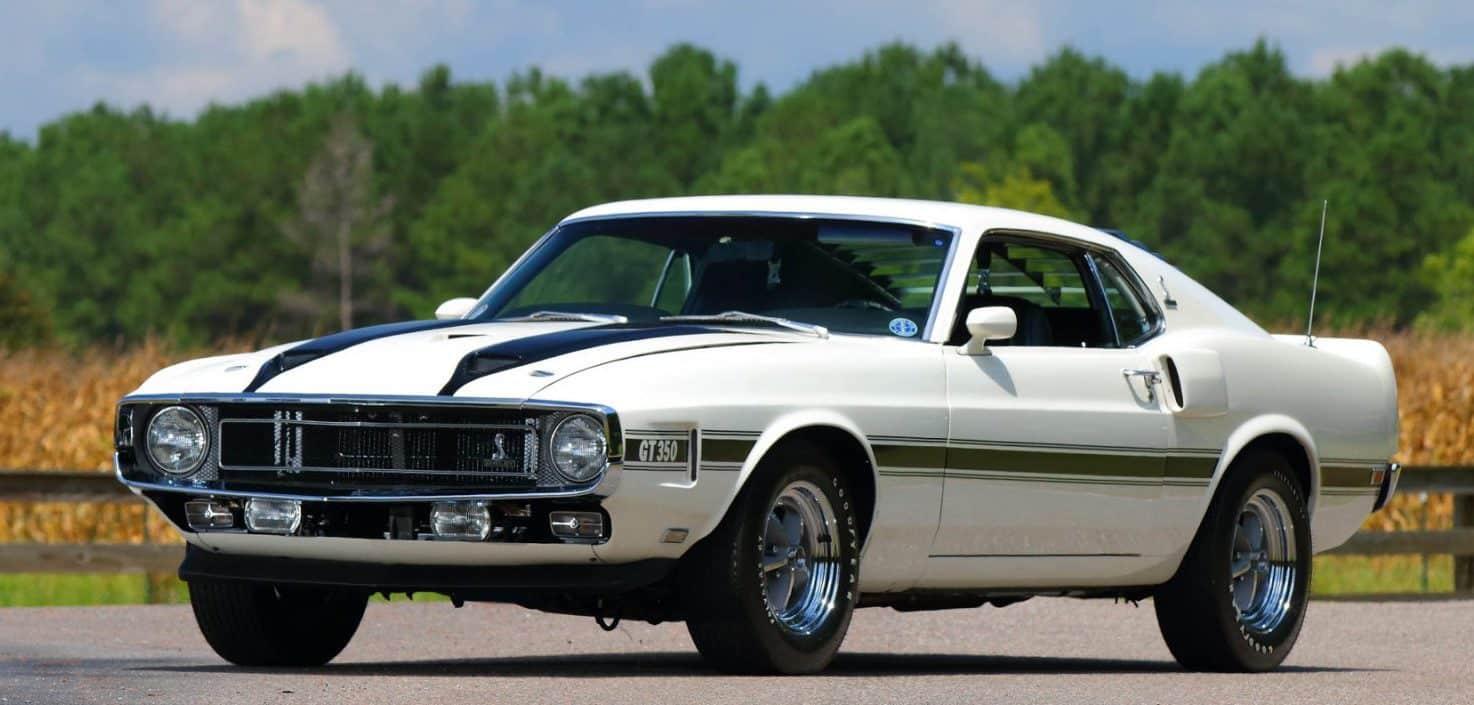¡Se subasta!: Este increíble Shelby Mustang GT350 de 1970 busca dueño ¿Lo quieres?