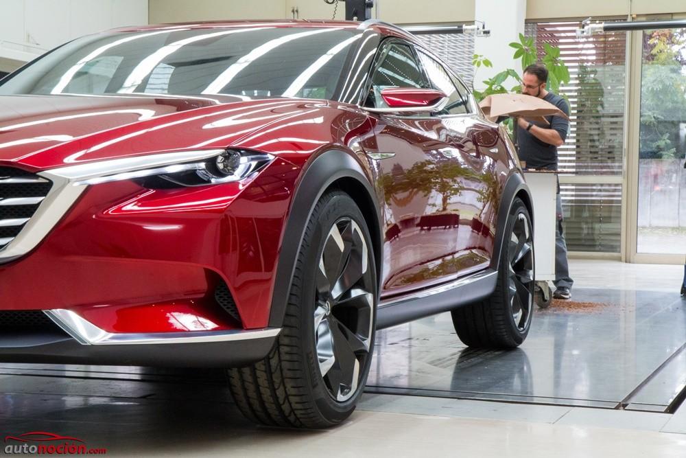 Visitamos el Mazda Research Europe: La cuna de la filosofía KODO en 32 imágenes