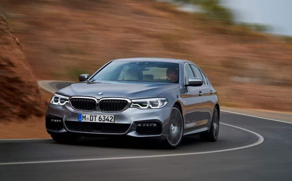 ¡Oficial!: Todos los detalles, novedades e imágenes del nuevo BMW Serie 5