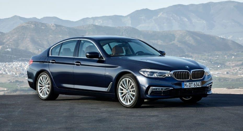 El nuevo BMW Serie 5 ya tiene precios para España