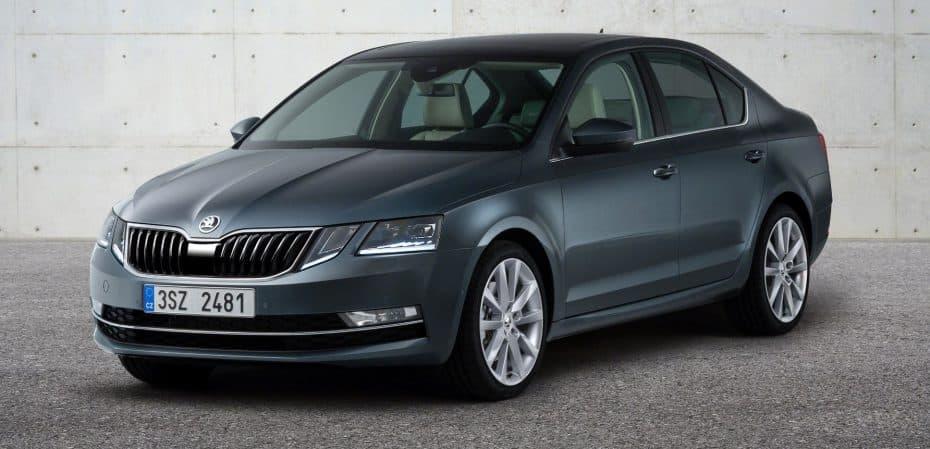 ¡Oficial!, así es el renovado Škoda Octavia: Retoques por aquí y por allá