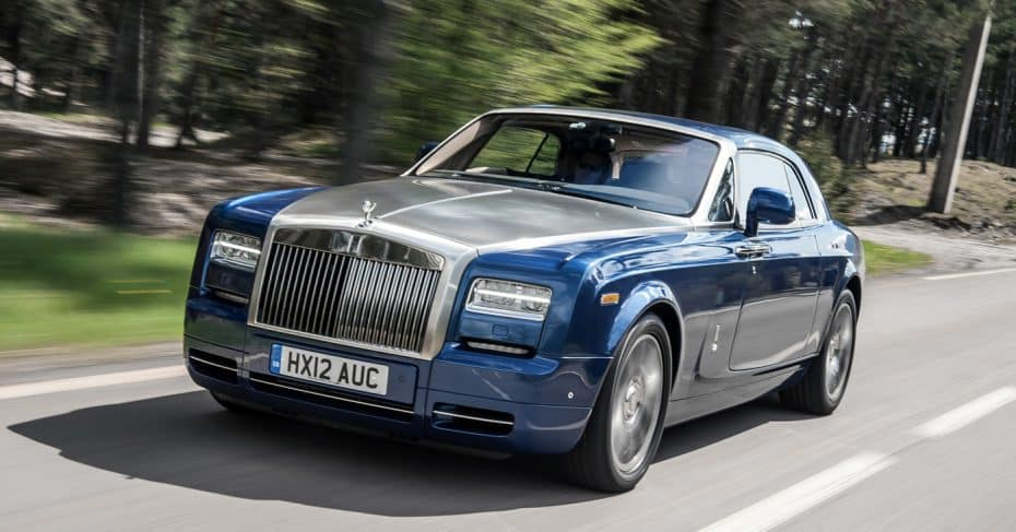 Di adiós al Rolls-Royce Phantom: A finales de este año dejará de fabricarse la berlina de súper lujo