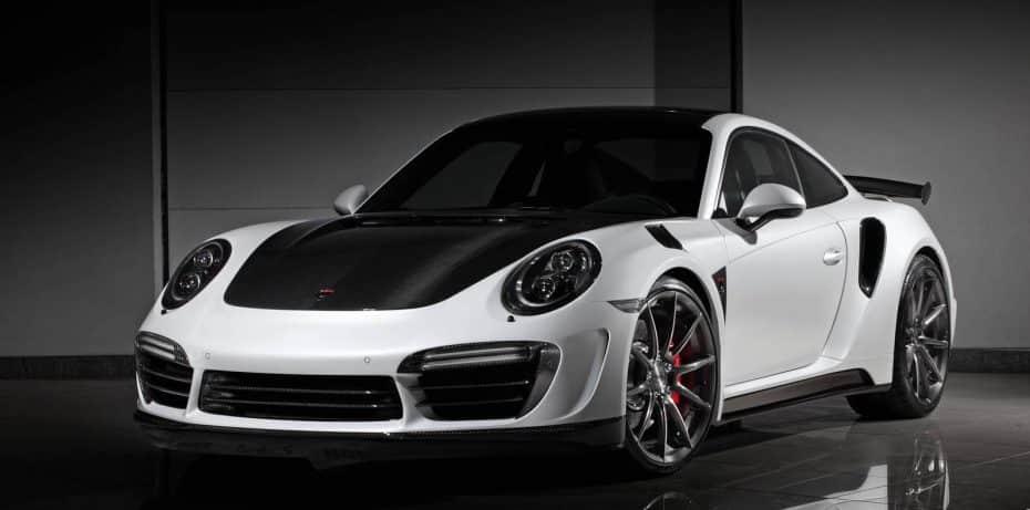 Porsche 991 Stinger GTR: 750 CV aderezados con mucha fibra de carbono sólo aptos para unos pocos
