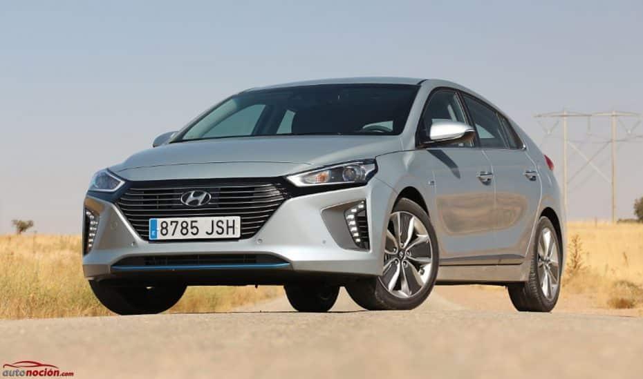 Contacto Hyundai IONIQ Híbrido: Toyota tiene un problema, este híbrido pisa fuerte…
