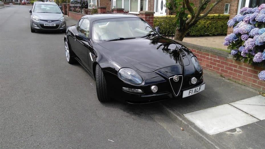¿Convertirías un Maserati en un Alfa Romeo 8C y pedirías 18.000 euros por él? ¡Ojo a esta réplica!