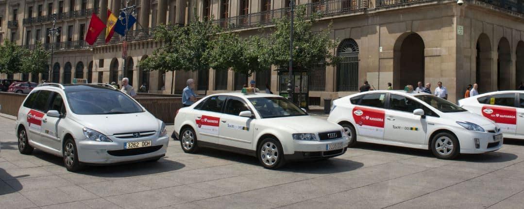 60 euros de multa por vomitar en un taxi en Pamplona: Una curiosa propuesta que podría extenderse