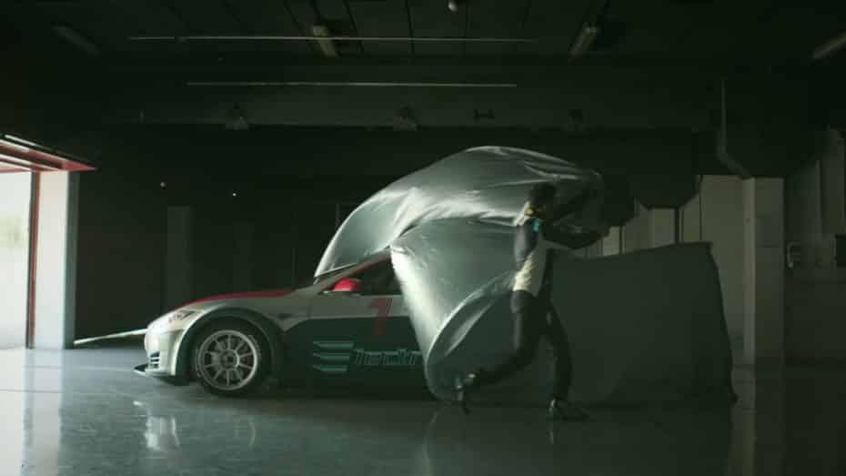 Ha llegado el Tesla Model S más radical: Competirá en la nueva Electric GT Series y dará mucha guerra