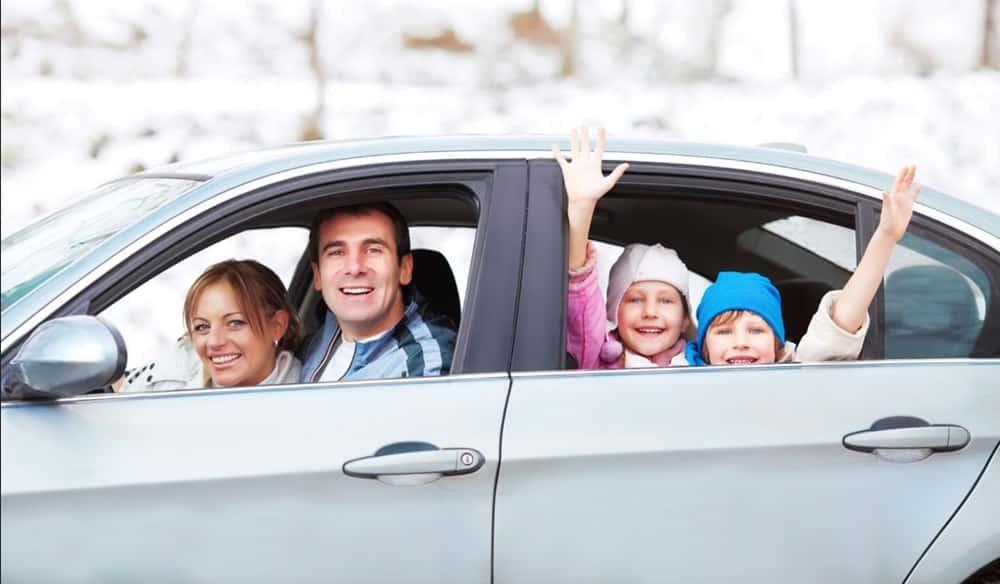 ¿Qué opinan los niños de cómo actúan sus padres al volante?: Un curioso estudio para reflexionar
